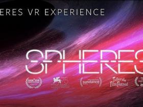 VR电影《SPHERES》即将在纽约公映-深圳360全景