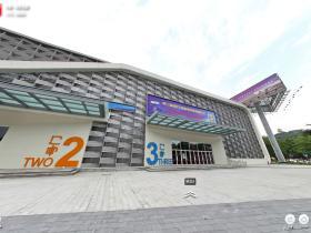 广交会云展馆--搭建VR全景展位展台的优势--VR全景线上展会展厅