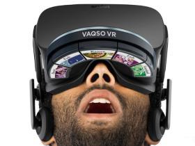 Vaqso VR目前仅作为开发套件