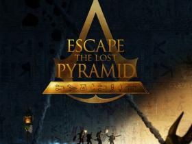 虚拟现实密室逃脱体验《逃离失落金字塔》上市