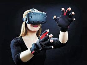 盘点那些极具创意性的VR交互设备
