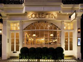 英国伦敦Boulestin餐厅空间设计