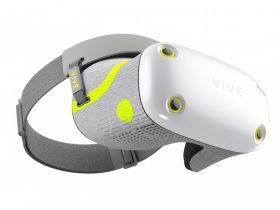 HTC近日澄清:非新款头显而是概念产品!