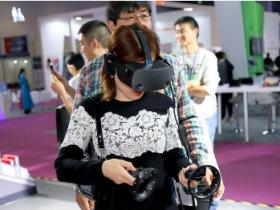 惠普将大力发展VR产业,推进VR的商用升级