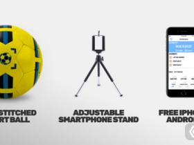 智能足球面世,结合AR给你身临运动场感觉-广东广州深圳佛山东莞360全景VR全景720航拍全景