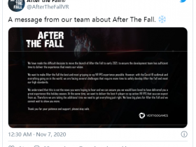 大型第一人称射击游戏《Apocalyptic Shooter After The Fall 》延迟到2021年发布-360全景VR全景航拍全景