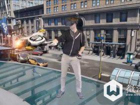 虚拟引擎4.20版本再添新功能,专为VR/AR服务-360全景VR全景航拍全景
