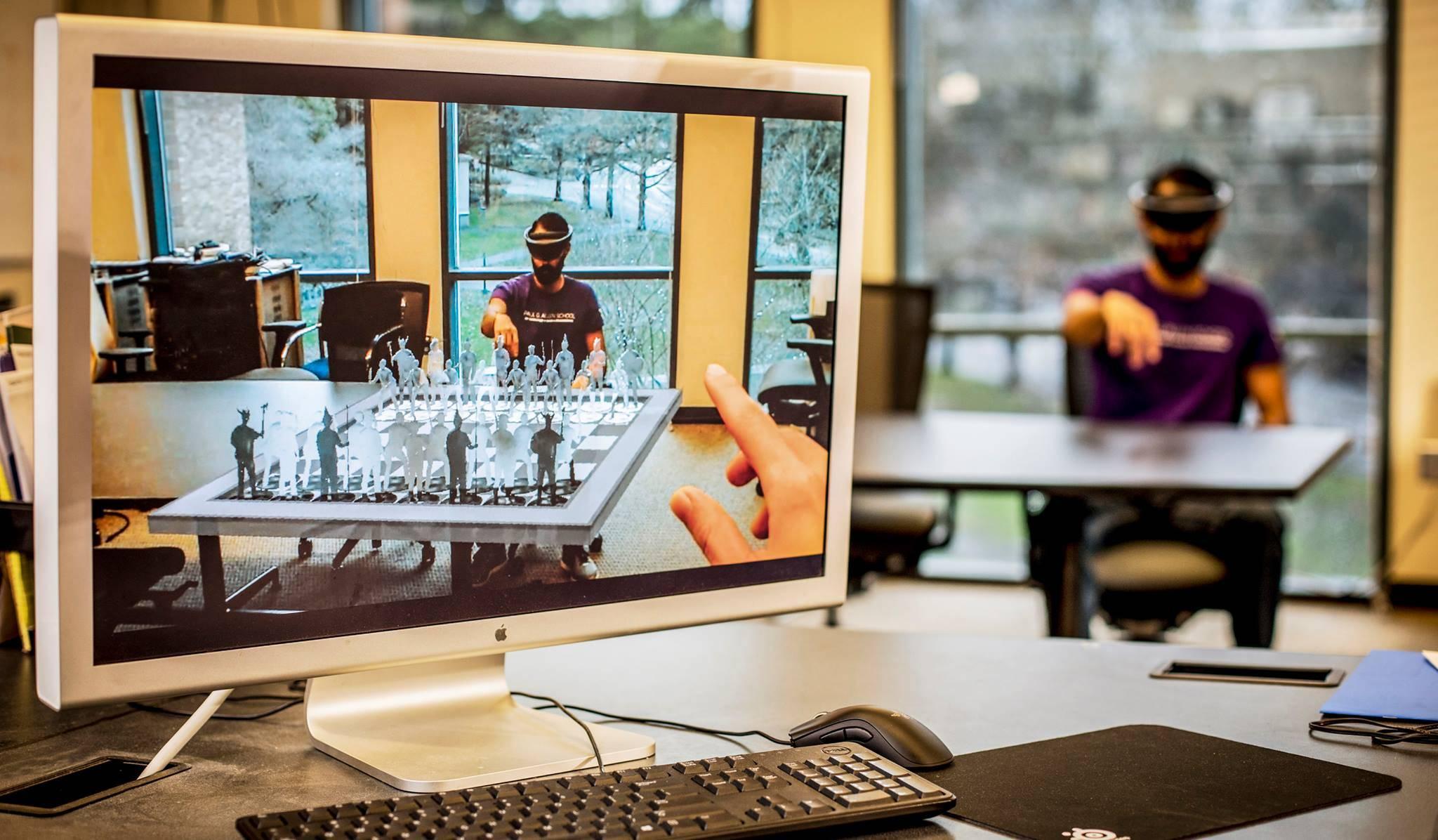 Facebook正在研发逼真的虚拟化身-佛山VR全景 360全景