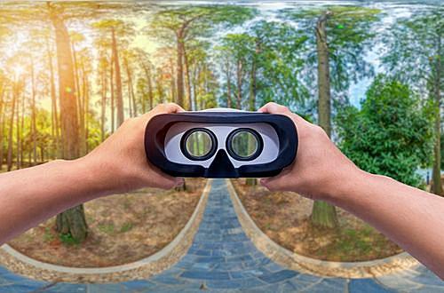 5G+VR,开启下个旅游业纪元!-广州VR全景