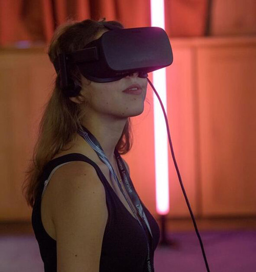 下周伦敦将为VR爱好者举办Limina VR节