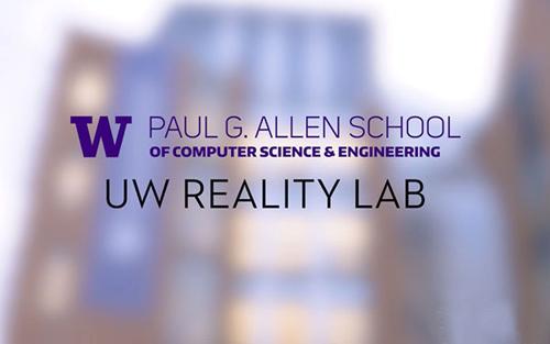 华盛顿大学正在推出AR/VR研究中心