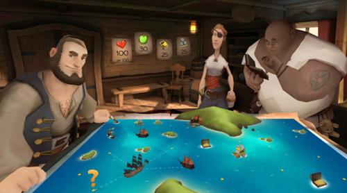 虚拟现实冒险游戏《Narrows》新增新平台支持