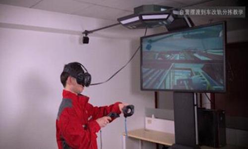 京东物流推出虚拟现实培训
