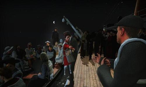 虚拟现实体验《泰坦尼克号VR》即将上线
