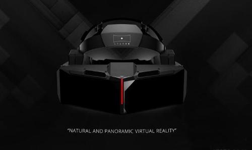 高端VR头显StarVR one已经开启预购