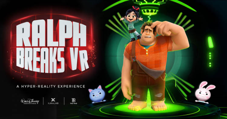 VR游戏《无敌破坏王VR》下周上线