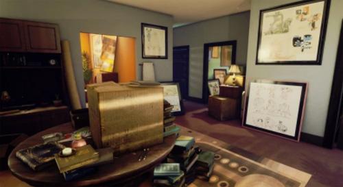 虚拟现实叙事类游戏《ZED》即将发布