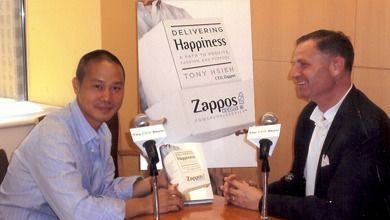 Zappos创始人谢家华论成功秘诀